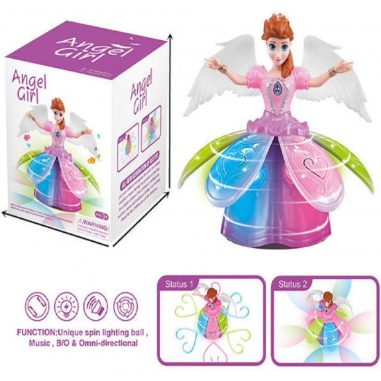 Angel Girl dancing doll