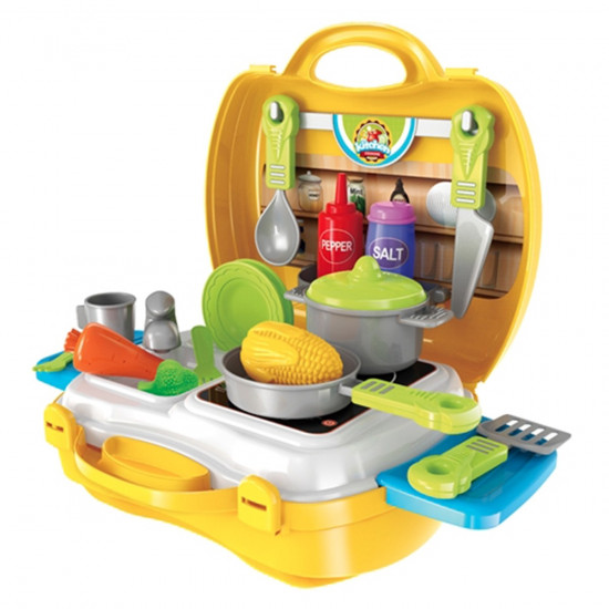 Kitchen Cooking suitcase