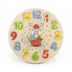 Viga Clock Puzzle