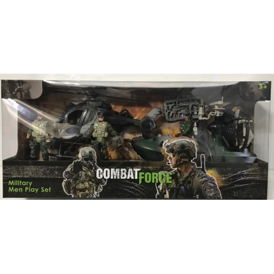 Combat force - Military play set