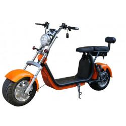 Harley style electric Cruiser