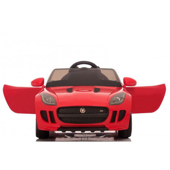Jaguar F-type Demo