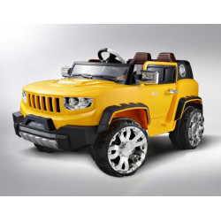 Jeep style