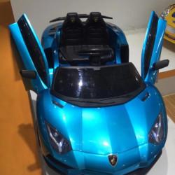 Lamborghini Style Demo