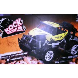 Mad Runner X Speed Rock Crawler XL