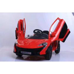 McLaren style