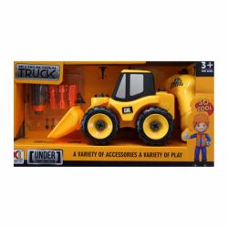 Multi functional truck play set - Excavator