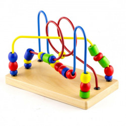 Viga Wire beads