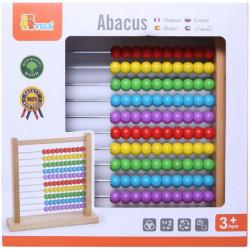 Viga Wooden Abacus
